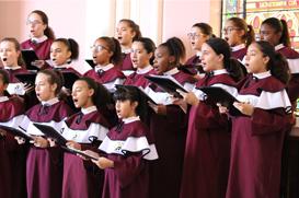 Coral das Meninas dos Canarinhos fará concerto beneficente