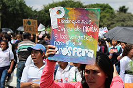 """Movimento """"Sexta pelo futuro"""" leva milhares de pessoas às ruas"""