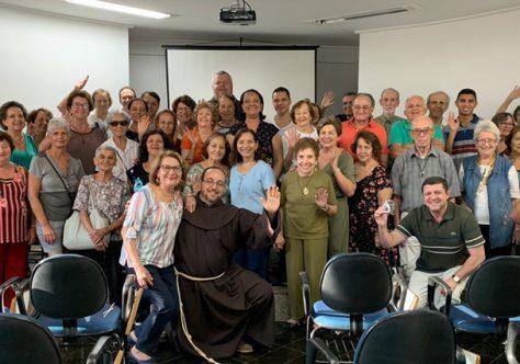 PVF: Encontro de Benfeitores em Vila Velha