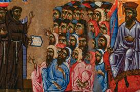 Jerusalém recorda encontro de Francisco com o Sultão