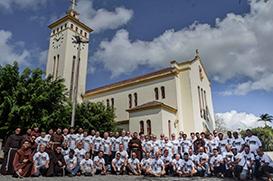 Irmãos Leigos franciscanos se reúnem na Paraíba