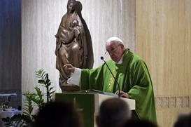 Papa: A compaixão é a linguagem de Deus e nos salva da indiferença