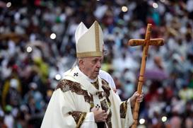 Papa: não se pode ser cristão e viver sob a lei de talião
