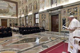 Papa: as raízes de um carisma não são um museu