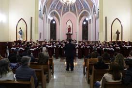 Concerto de Finados reúne dois Corais dos Canarinhos