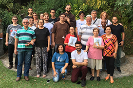 Seminário Frei Galvão realiza 1º Encontro de Cantos Franciscanos