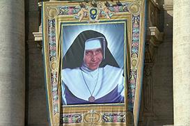 Irmã Dulce é santa: a fé faz milagres quando saímos de nós mesmos