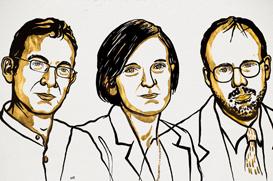 """Nobel de Economia vai para três estudiosos """"comprometidos com a luta contra as pobrezas e as desigualdades sociais"""""""