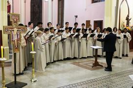Semana Franciscana termina com homenagem a São Francisco na Igreja do Sagrado