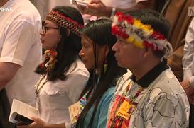 A Igreja com rosto indígena parte dos ministros da Palavra
