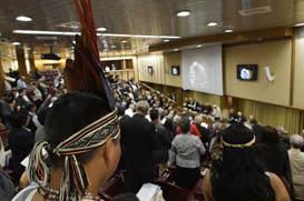Sínodo: entre as propostas, a de um rito amazônico