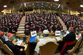 Papa: as diagnoses feitas pelo Sínodo são a sua vitória