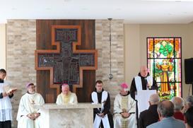 USF inaugura nova capela no Câmpus Bragança Paulista