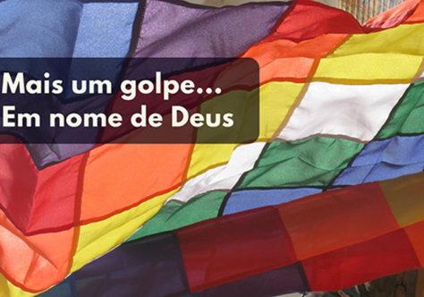 Mais um golpe... em nome de Deus. Nota do Conselho Nacional de Igrejas Cristãs do Brasil.