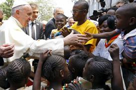 """O Papa e a missão: """"Sem Jesus não podemos fazer nada"""""""