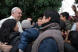 """Capitalismo inclusivo: """"ser mais"""" e não """"ter mais"""", afirma o Papa"""