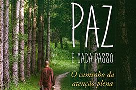 """""""Paz é cada passo"""" entre os lançamentos da Editora Vozes"""
