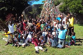 Natal solidário para 70 crianças em Kibala