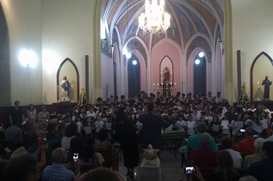 Corais dos Canarinhos realizam tradicional Concerto de Natal neste sábado