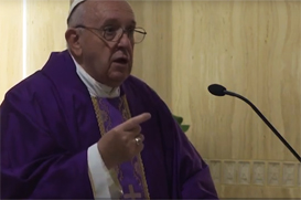 Papa: o Senhor faz florescer o deserto, é a gratuidade da salvação