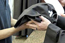 Noviciado de Rodeio acolhe sete postulantes amanhã
