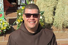 Frei Evaldo será ordenado presbítero neste sábado