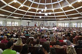 A Festa da Manifestação do Senhor na Paróquia Santa Inês