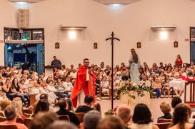 Balneário Camboriú: Festa da Padroeira resgata o valor do verdadeiro tesouro da fé