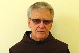 Aos 75 anos, falece Frei João Pereira da Silva