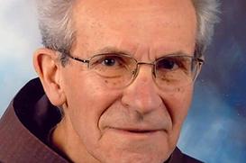 Aos 97 anos, falece Frei Thaddée Matura, o grande escritor do franciscanismo