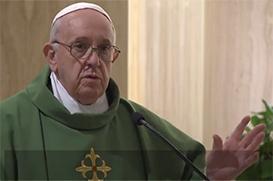 Papa: a autoridade não é comando, mas coerência e testemunho