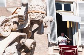 Papa: a Igreja não pode fechar-se em si mesma