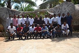 Missão de Angola acolhe 21 jovens para etapa do Postulantado