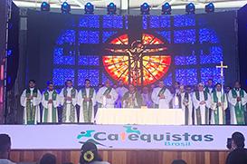 Pastoral do Bom Jesus participa do Congresso Catequistas Brasil 2020
