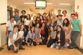 Pastoral Universitária da FAE realiza formação para voluntários