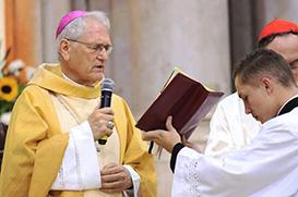 """""""Não temos medo de ir ao encontro dos excluídos"""", diz novo Arcebispo de Manaus"""