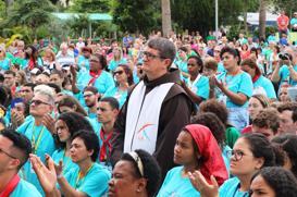 Vídeo final traz de volta as Missões Franciscanas da Juventude a Xaxim. Assista!
