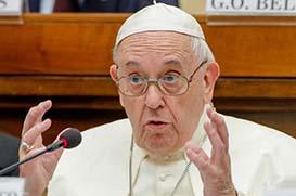 Papa: o mundo rico de hoje pode e deve acabar com a pobreza