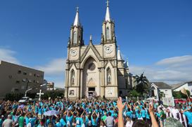 Província recebe Moção de Aplauso da Assembleia Legislativa de Santa Catarina pelas Missões Franciscanas
