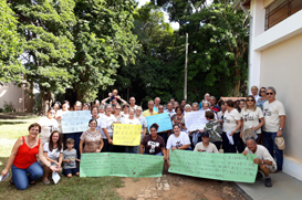 Ecologia integral é tema de Retiro da CFFB Centro-Oeste Paulista