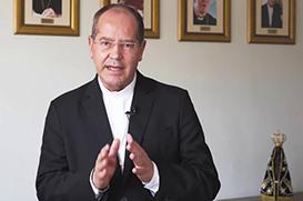 Presidente da CNBB reforça apelo para que as pessoas não saiam de casa