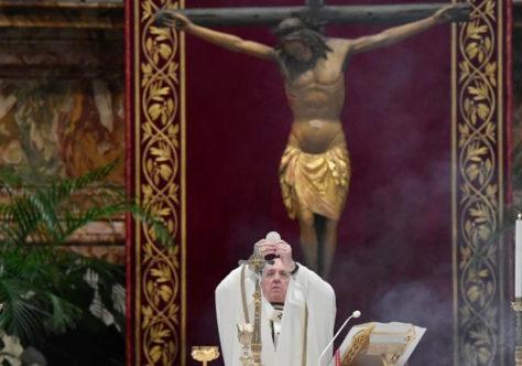 Papa pede para se deixar contagiar pela esperança de Cristo