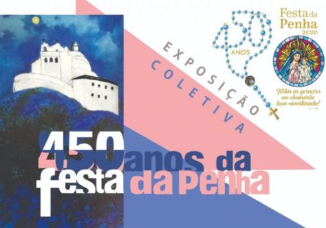 """Exposição """"450 anos da Festa da Penha"""" pode ser vista em catálogo virtual"""