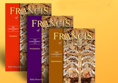 """Descoberto um tesouro escondido: """"O livro da Conformidade da Vida de São Francisco com a vida de Nosso Senhor Jesus Cristo"""""""