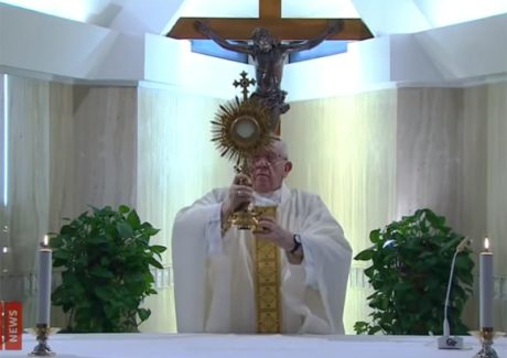 Papa:  A coragem cristã sempre é prudente, mas é coragem