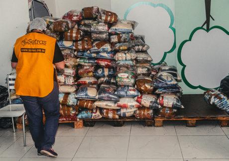 Sefras: veja como fazer doações para ajudar população de rua e desempregada