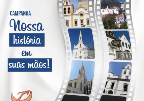 Província da Imaculada lança campanha para ajudar conventos históricos