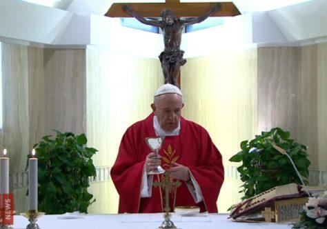 Papa: rezemos juntos como irmãos pela libertação de todas as pandemias