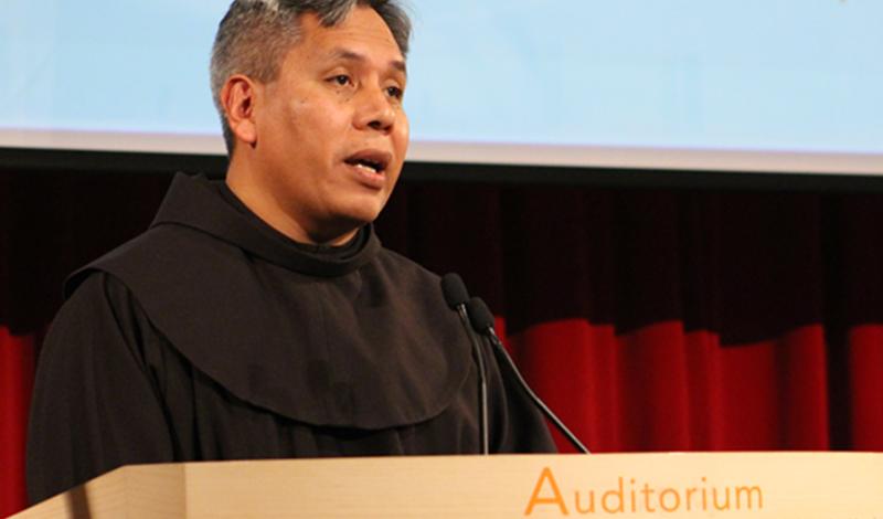 Mexicano é o novo reitor da Pontifícia Universidade Antonianum