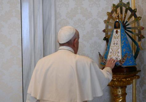 Papa: lutar com Deus, uma metáfora da oração